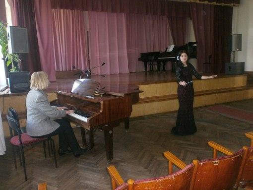 Конкурсний виступ Ярини Яременко, концертмейстер Ольга Юревич