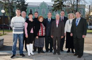 Комісія викладачів баяну