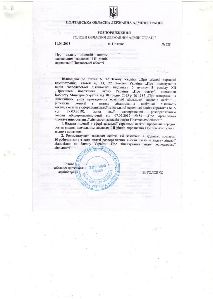 Розпорядження про видачу ліцензії_Page_1