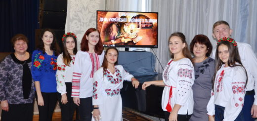 Нам українською судилось говорити