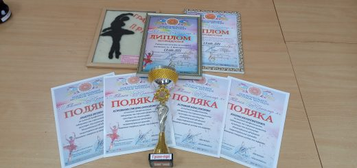 Вітаємо з перемогою Народний ансамбль народного танцю «Джерело»