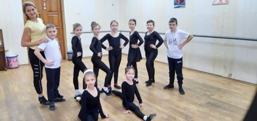 Підвищують кваліфікацію хореографи